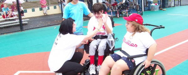 Helena Nyman Miracle League The Hope Tour 2009
